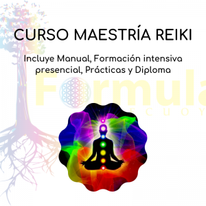 manual maestría reiki
