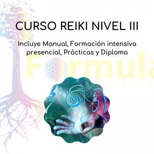 manual curso reiki nivel 3