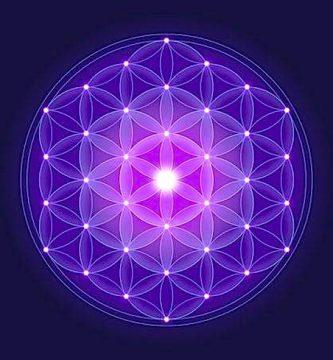 simbolo flor de la vida