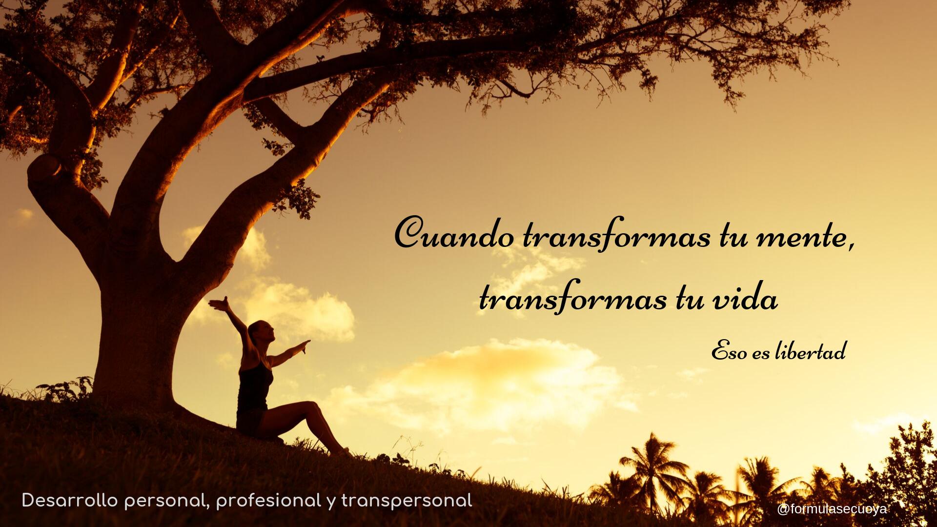 Desarrollo transpersonal Madrid